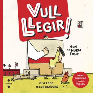 VULL LLEGIR!