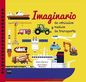 IMAGINARIO DE VEHICULOS Y MEDIOS DE TRAN