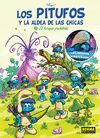LOS PITUFOS Y LA ALDEA DE LAS CHICAS 1. EL BOSQUE