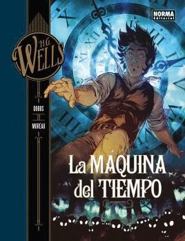 H.G. WELLS 1 LA MÁQUINA DEL TIEMPO