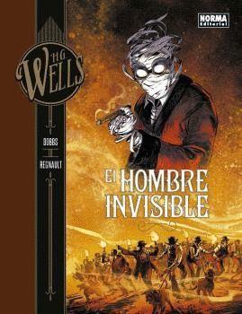 H.G WELLS 3. EL HOMBRE INVISIBLE
