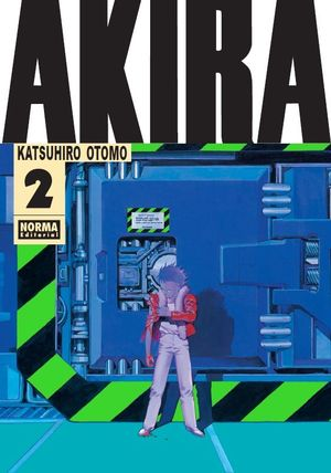 AKIRA 2. EDICIÓN ORIGINAL