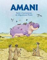AMANI, EL HIPOPOTAMO PACIFICO