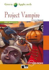 PROJECT VAMPIRE+CD-ROM (FW)