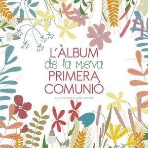 L'ALBUM DE LA MEVA PRIMERA COMUNIO (VVKIDS)