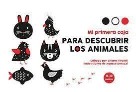 MI PRIMERA CAJA PARA DESCUBRIR LOS ANIMALES VVKIDS