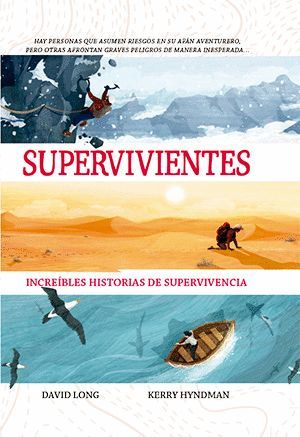SUPERVIVIENTES (CARTONE)