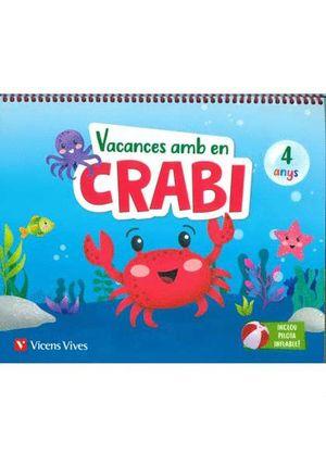VACANCES AMB EN CRABI (4 ANYS)