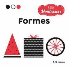 BABY MONTESSORI. FORMES