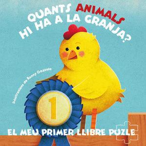 QUANTS ANIMALS HI HA A LA GRANJA (VVKIDS)