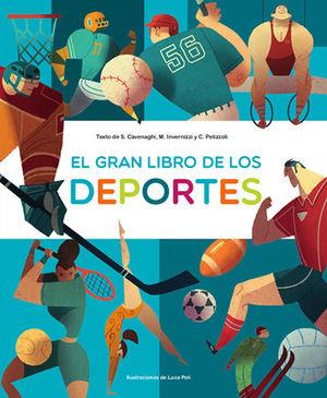 EL GRAN LIBRO DE LOS DEPORTES (VVKIDS)