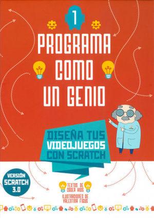 PROGRAMA COMO UN GENIO 1 VVKIDS (VIDEOJUEGOS 3.0)