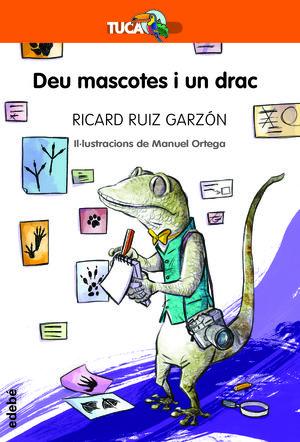 DEU MASCOTES I UN DRAC
