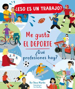 ME GUSTA EL DEPORTE - PROFESIONES