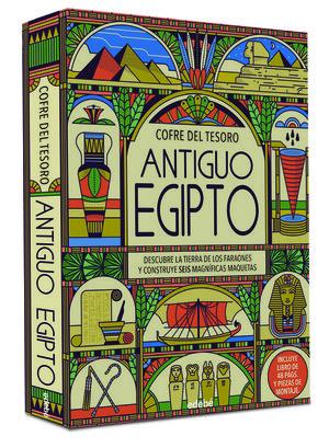 ANTIGUO EGIPTO - COFRE DEL TESORO (CAS)