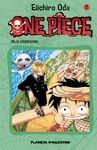 ONE PIECE Nº07