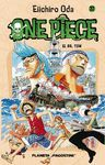 ONE PIECE Nº37