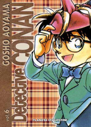 DETECTIVE CONAN Nº06 (NUEVA EDICION)