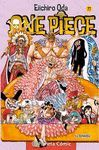 ONE PIECE Nº77