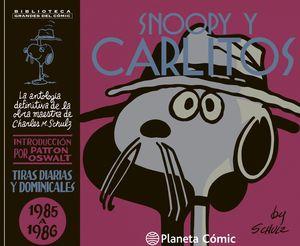 SNOOPY Y CARLITOS 1985-1986 Nº 18/25