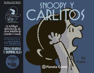 SNOOPY Y CARLITOS 1987-1988 Nº 19/25
