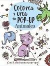 COLOREA Y CREA TU POP-UP. ANIMALES