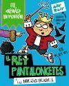 PANTALONCETES Y BRUJAS