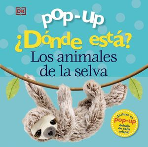 POP UP. ANIMALES SELVA