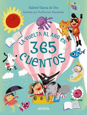 VUELTA AÑO 365 CUENTOS