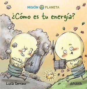 ¿CÓMO ES TU ENERGÍA?