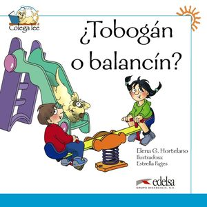 COLEGA LEE 1 - 2 ¿TOBOGÁN O BALANCÍN?