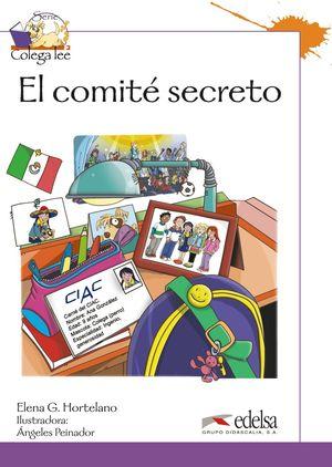 COLEGA LEE 3 - 1/2  EL COMITÉ SECRETO