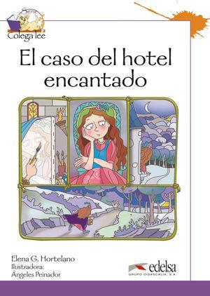 COLEGA LEE 3  EL CASO DEL HOTEL ENCANTADO
