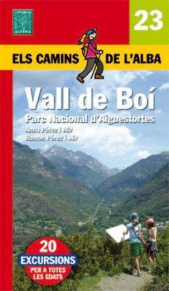 VALL DE BOÍ (ELS CAMINS DE L'ALBA)