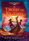 EL TRONO DE FUEGO (LAS CRONICAS DE KANE 2)