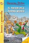 EL TRESOR DELS TURONS NEGRES