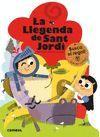 LA LLEGENDA DE SANT JORDI (NOUS TROQUELATS)