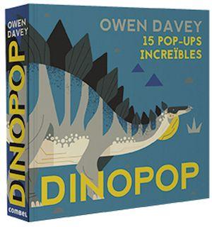 DINOPOP. 15 POP-UPS INCREÏBLES (CATALÀ)