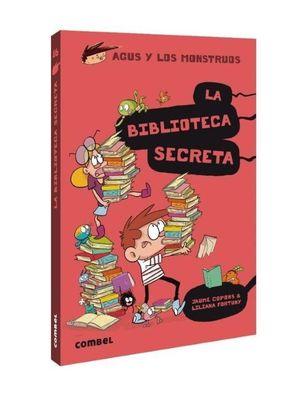 LA BIBLIOTECA SECRETA -ESP