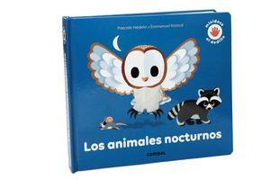 ANIMALES DE NOCHE