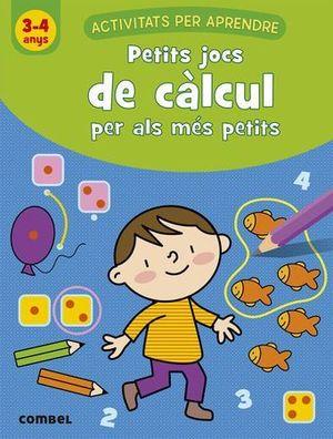 PETITS JOCS DE CÀLCUL PER ALS MÉS PETITS (3-4 ANYS