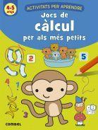 JOCS DE CÀLCUL PER ALS MÉS PETITS (4-5 ANYS)