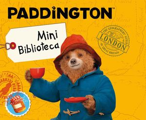 PADDINGTON MINI BIBLIOTECA
