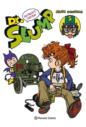 DR. SLUMP Nº 05/15 (NUEVA EDICION)