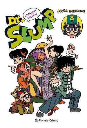 DR. SLUMP Nº 08/15