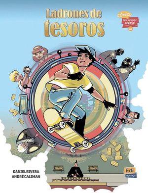 LADRONES DE TESOROS