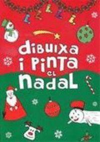DIBUIXA I PINTA EL NADAL