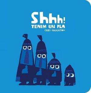 SHHH! TENIM UN PLA - CARTÓN