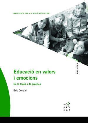 EDUCACIÓ EN VALORS I EMOCIONS