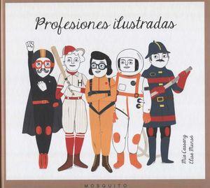 PROFESIONES ILUSTRADAS